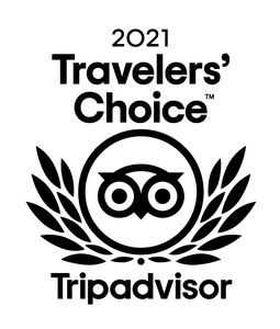 TripAdvisor Traveller's Choice 2021